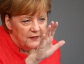 البرلمان الألمانى يناقش الميزانية بحضور ميركل - صور