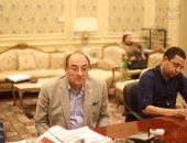 نواب الأمن القومى عن مفاوضات سد النهضة: الرئيس أعاد مصر ولن يفرط بحق الشعب - صور