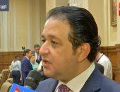 علاء عابد: اتفقنا مع وفد الإمارات على توافق التشريعات فى مكافحة الإرهاب