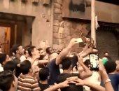 فيديو.. محمد رمضان يحيى الجماهير بحدائق القبة ويعلن عن أغنية جديدة