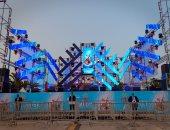 صور.. كواليس حفل افتتاح مهرجان تيميتار الموسيقى في أغادير المغرب
