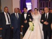 صور.. وزراء وسفراء ونجوم الفن والسياسة فى حفل زفاف نجل الفضالى