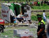 مصرع 20 شخصا على الأقل فى حادث تصادم بالمكسيك