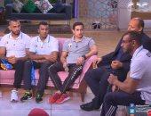 أبطال المصارعة بدورة ألعاب البحر المتوسط: نتقاضى راتب 900 جنيه وننفق 5000 (فيديو)