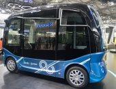 """فيديو وصور.. كل ما تريد معرفته عن حافلة """"بايدو"""" الصينية الذاتية الجديدة"""