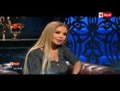 """صور .. رولا سعد ضيفة عمرو الليثى ببرنامج واحد من الناس على شاشة """"الحياة"""""""