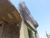 انتبه.. المرور تغلق طريق إسكندرية الزراعى جزئيًا لإنشاء كوبرى مشاة