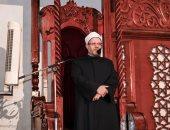 المفتى يلقى خطبة الجمعة فى أكبر مساجد المالديف فى مستهل زيارته الرسمية