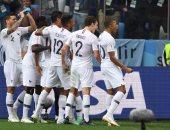منتخب فرنسا بكامل قوته الهجومية أمام هولندا وأوروجواى