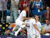التشكيل الرسمى لقمة فرنسا ضد ألمانيا بدورى الأمم الأوروبية