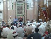 صور.. حملات وندوات لحث أئمة المساجد لتوعية الأهالى بترشيد المياه بكفر الشيخ