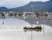 مقتل شخصين وتضرر 130 ألفًا بسبب الأمطار الغزيرة جنوب غربى الصين
