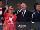 شاهد أبرز 10 صور لرئيسة كرواتيا