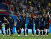 كأس العالم 2018.. كرواتيا تنهى مغامرة روسيا وتواجه إنجلترا فى نصف النهائى