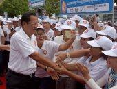 إعادة انتخاب هون سين رئيسا للوزراء فى كمبوديا