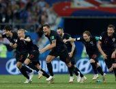 ملخص وأهداف مباراة كرواتيا وروسيا فى كأس العالم 2018