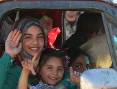 تركيا تقدم على ترحيل 26 سوريا إلى عفرين بريف حلب الشمالى