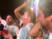 كأس العالم 2018.. مشادات بين جماهير البرازيل والأرجنتين بعد وداع المونديال