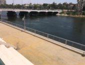 مسئول بالمجتمعات العمرانية يتفقد سير العمل بمشروع تطوير ممشى أهل مصر