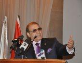 """حسن راتب بمؤتمر"""" معا من اجل مصر """" : القيادة السياسية واعية وتعيد ترتيب الأمة"""