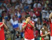 كأس العالم 2018.. منتخب روسيا يوجه رسالة لجماهيره بعد وداع المونديال