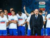 جماهير روسيا تحتفل بمنتخب بلادها رغم الخروج من المونديال.. فيديو وصور