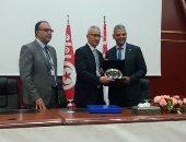 توقيع بروتوكول تعاون بين الاتحاد المصرى للتأمين والجامعة التونسية