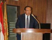 هشام عزمى فى مؤتمر المكتبات والمعلومات: اهتمام غير مسبوق من الدولة بالثقافة