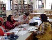 """""""تعليم الإسكندرية"""" تعقد اجتماع للجنة اختبار مدربين الصفوف الأولى"""