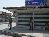 """مقتل جندى هندى فى اشتباكات مع مسلحين بإقليم """"كشمير"""""""