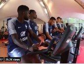 فرنسا ضد بلجيكا.. الديوك تواصل الاستعداد لنصف نهائى كأس العالم