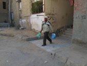 الإسكندرية تطبق تجربة جمع القمامة بواسطة الصفارة بأحياء وسط و المنتزة