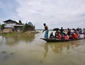 مصرع 25 شخصا جراء الأمطار والعواصف الترابية فى الهند