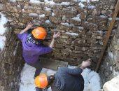 اكتشاف ثلاجة رومانية قديمة فى سويسرا.. هدفها تخزين البيرة