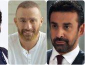 أحمد السقا وحلمى وكريم عبد العزيز يواجهون خطر الغياب عن سينما 2018