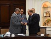 تعاون بين محافظة القاهرة والمجتمعات العمرانية لتطوير منطقة المواردى