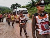 فيديو.. تايلاند تعلن انتهاء عمليات إنقاذ الأطفال من الكهف