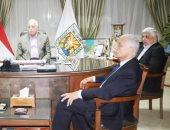 محافظ جنوب سيناء: افتتاح تاريخى عالمى لقصر ثقافة شرم الشيخ
