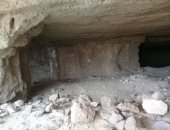 س وج.. حول أعمال وزارة الآثار فى المدينة المكتشفة بمحافظة المنيا؟