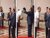 فيديو.. متحدث الرئاسة: مصر مليئة بالمواهب وتمتلك كنزًا من القوة البشرية
