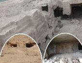 الآثار تستكمل المسح الأثرى وملف المدينة الأثرية المكتشفة فى المنيا