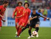 فرنسا وبلجيكا.. 15 دقيقة سلبية فى قمة المربع الذهبى بكأس العالم