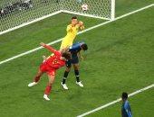 """فرنسا وبلجيكا.. لوريس ينقذ مرمى """"الديوك"""" من الهدف الأول بعد مرور 30 دقيقة"""