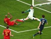 """فرنسا وبلجيكا.. تألق الحراس يقود الشوط الأول للتعادل السلبى """"فيديو"""""""