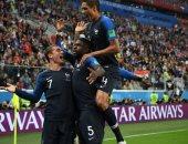 ملخص وأهداف مباراة فرنسا وبلجيكا فى كأس العالم 2018