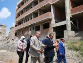 محافظ كفر الشيخ يتفقد إنشاء مركز أورام بتكلفة 500 مليون جنيه