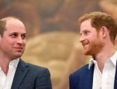 الأميران وليام وهارى يدعمان منتخب إنجلترا قبل مواجهة كرواتيا