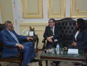 اتفاقية توأمة بين الجيزة وفلوريدا بأوروجواى فى مجال تنقية مياه الشرب