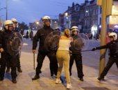 نائبة أوروبية تتقدم بشكوى ضد الشرطة البلجيكية بعد تعرضها للعنف