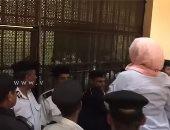 فيديو.. انهيار أهالى 41 متهما بتجارة الأعضاء البشرية بعد الحكم عليهم